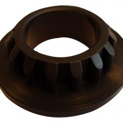 Fort kunststof ring voor kruiwagenwiel