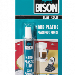 Bison hardplasticlijm (25 ml.)