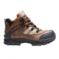 Blackstone werkschoenen 580 S3 bruin waterproof maat 44