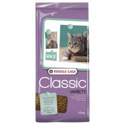 Kattenvoer  classic 4-mix (10 kg)