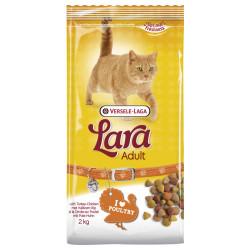 "Kattenvoer ""Lara"" adult Kalkoen/kip (2 kg.)"