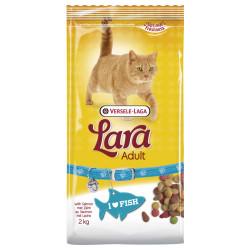 """Kattenvoer """"Lara"""" adult Zalm (2 kg.)"""