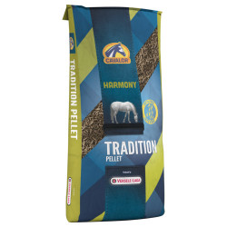 Cavalor Paardenvoer Tradition pellet basisbrok (20 kg.)