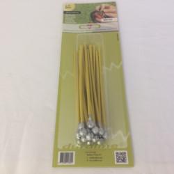 Weedlover maaidraad 4,0 mm. duraline (16 stuks)
