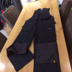 Bodybroek Roughnecks Niagara black mt. 52
