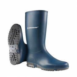 Dunlop Sportlaarzen K254713.EI blauw