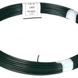 Binddraad groen (geplastificeerd) 1,4/2,0 mm (100 mtr)