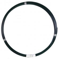 Spandraad (geplastificeerd) 2,5/3,8 x (100 mtr) groen RAL 6005