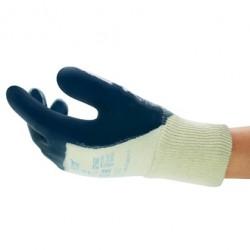 Werkhandschoenen Edmont met manchet 27-600 maat 10