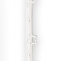 Koltec weidepaal kunststof (160 cm) wit
