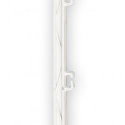 Koltec weidepaal kunststof (105 cm) wit