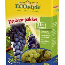 Ecostyle Druivengroeipakket (800 gr)