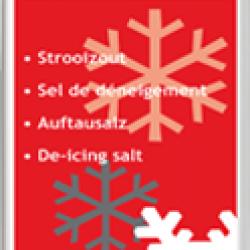 Strooizout (25 kg.)