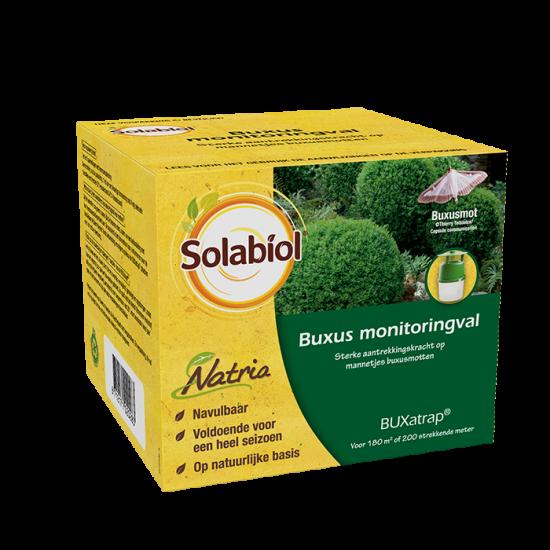 SBM Solabiol Buxusmot monitoringsval