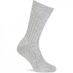 Malmo sokken geitenhaar kleur 260 Grijs