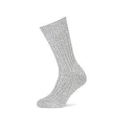Malmo sokken (geitenhaar) 41/42 kl. 260 Grijs