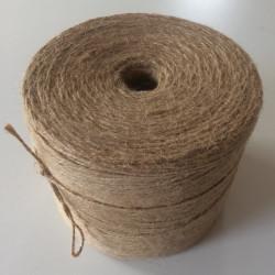 Jute touw 3-draads (3 kg.)