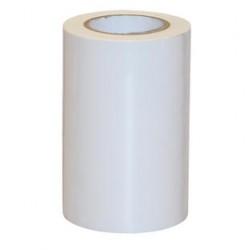 Kuilplakband (wit) 10 mtr x 100 mm.