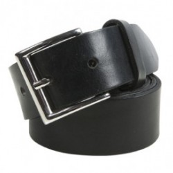 Havep Riem 7370 leder 4 cm. (zwart) 95 cm.