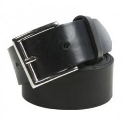 Havep Riem 7370 leder 4 cm. (zwart) 105 cm.