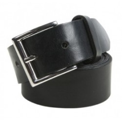 Havep Riem 7370 leder 4 cm. (zwart) 115 cm.