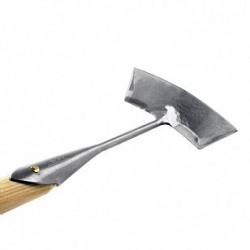 Sneeboer schoffel 12,5 cm (RVS) met 155 cm. steel (2002)