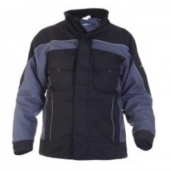 Hydrowear winterjack Rijswijk grijs/zwart maat XL