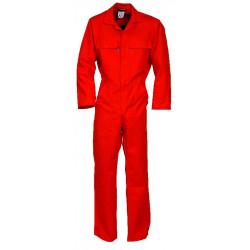 Havep overall 2090/K1/600 drukknoop (oranje) 62