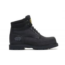 Blackstone werkschoenen 520 S3 hoog zwart maat 38