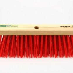 Vero straatbezem FSC 70 groen/rood (72284/87516)