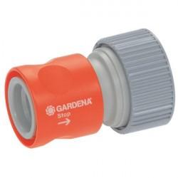 Gardena overgangstuk met waterstop (2814-20)