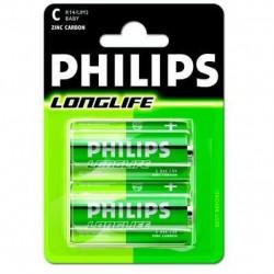 Philips batterijen R14
