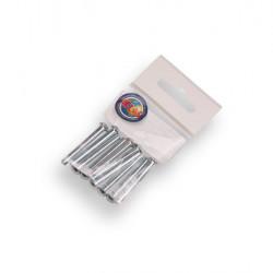 Klinknagel voor S & J spasteel 40 mm. 5 mm. dik
