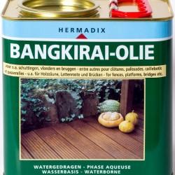 Hermadix Bangkirai-olie (2,5 Ltr.)