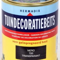 Hermadix Tuindecoratiebeits (750 ml.) 720 Nero