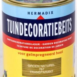 Hermadix Tuindecoratiebeits (750 ml.) 767 Groen(naturel)