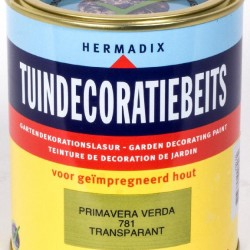 Hermadix Tuindecoratiebeits (750 ml.) 781 Primavera verda