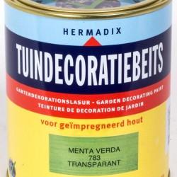 Hermadix Tuindecoratiebeits (750 ml.) 783 Menta verda
