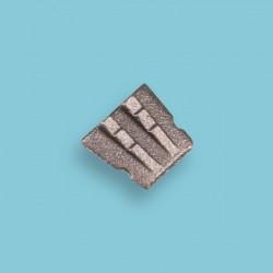 Hamerwig Nr. 4a (metaal) plat 28 mm