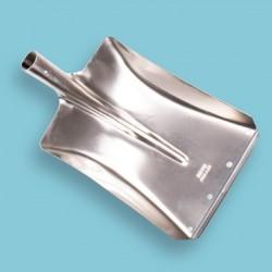 Ballastschop, aluminium, met strip (los)
