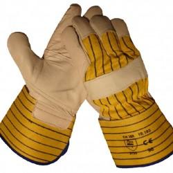 Werkhandschoenen Boxleer palmvoering 10.193 maat 10