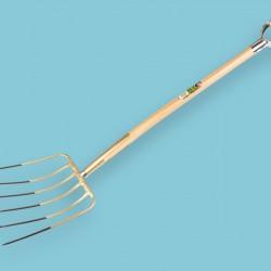 Maisvork 6 tands met stift en YD steel 95 cm.