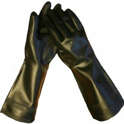 Werkhandschoenen Marigold Black Heavy G17K 8-8,5 (L)