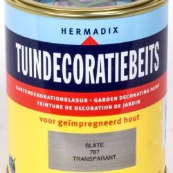 Hermadix Tuindecoratiebeits (750 ml.) 787 Slate