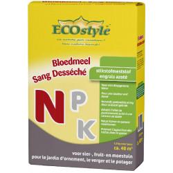Ecostyle Bloedmeel (1,6 kg) (12% N)