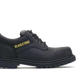 Blackstone werkschoenen 439 zwart laag