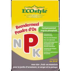 Ecostyle Beendermeel AZ (1,6 kg) (16% P)