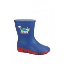 Dunlop kinderlaarzen K151314 blauw maat 23