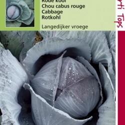 Rode Kool Langedijker vroege, origineel