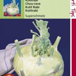 Koolrabi Superschmelz